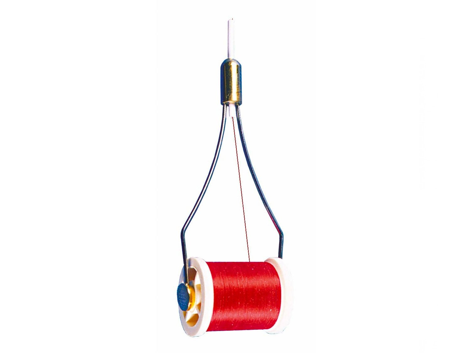 how to use a fly tying bobbin holder