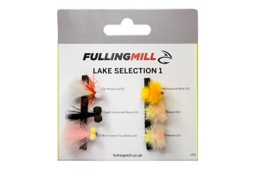 Fulling Mill Grab A Pack - Lake Selection 1