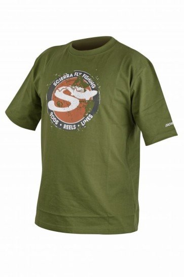 Scierra S Logo T-Shirt