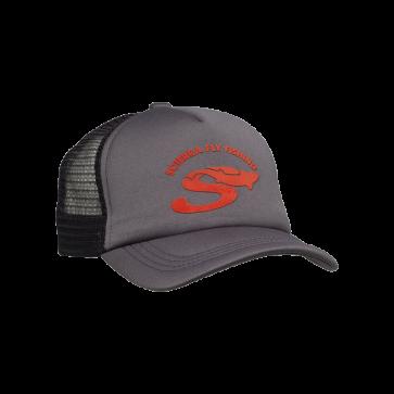 Scierra Logo Trucker Cap Sedona Grey