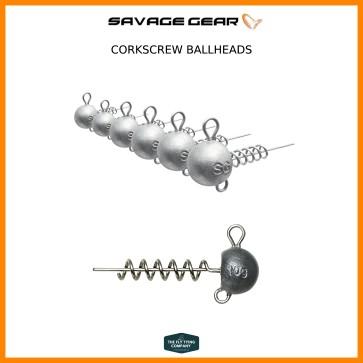 SG Ballhead Corkscrew