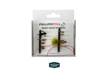 Fulling Mill Must Have Nymphs