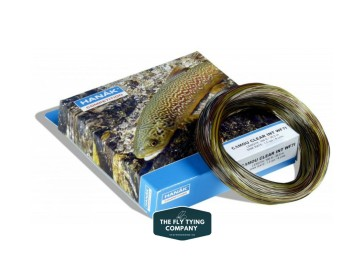 Hanak Camou Clear Intermediate Fly Lines
