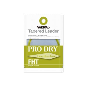 Varivas Pro Dry FHT Tapered Leader