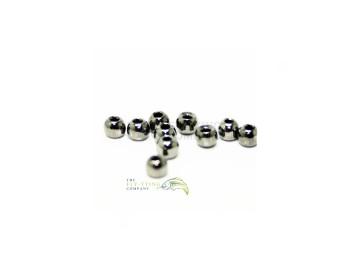 Black Nickel Tungsten Beads