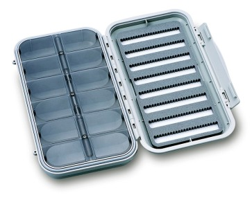 C&F Large 8-Row WP Fly Case w 12 Compartments