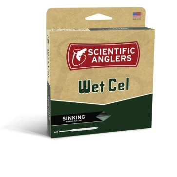 Scientific Anglers WetCel Fly Lines