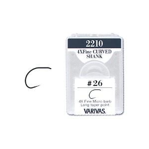 Varivas 2210 Light Weight Curved Shank Hook