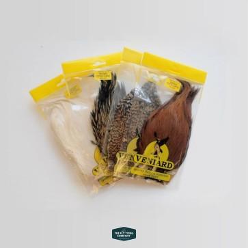Veniards Indian Cock Capes