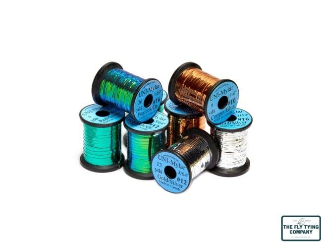 Uni-Mylar Tinsel2-ToneChoice of ColoursFly Tying