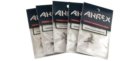 AHREX HR428 Standard Double Hooks