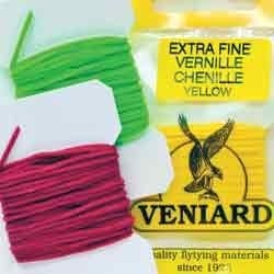 Veniard Extra Fine Vernille Suede  Chenille