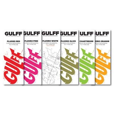 GULFF Fluoro Resins 15ml