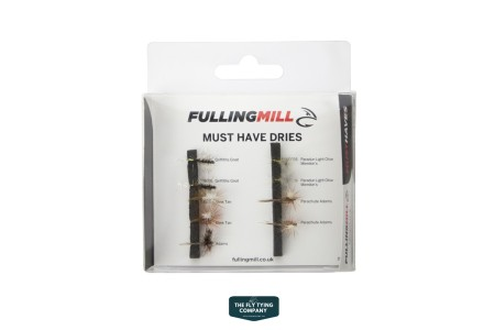 Fulling Mill Must Have Dries