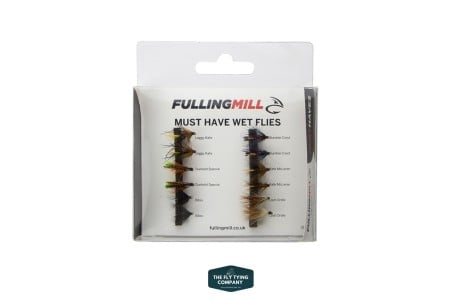 Fulling Mill Must Have Wet Flies