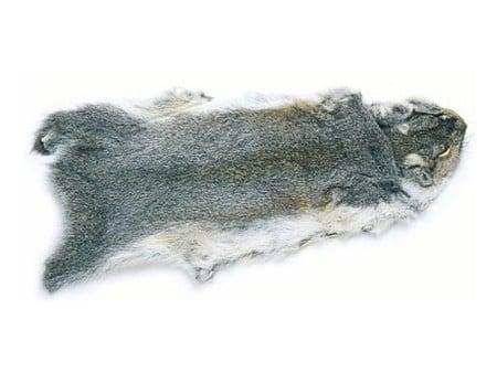 Grey Squirrel Skin