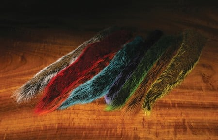 Grey Squirrel Tails - Multiple Colours Available