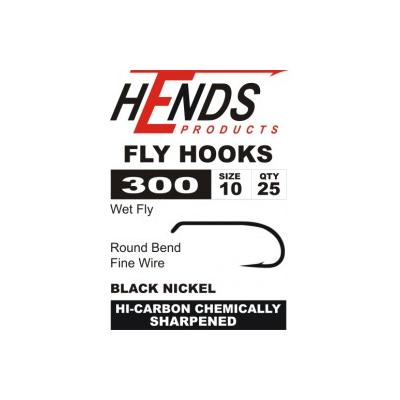 Hends 300 Wet Fly hooks