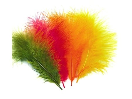 Hends Marabou Feathers