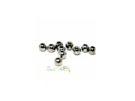 Black Nickel Tungsten Beads