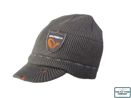 Savage Gear Simply Savage Knitted Beanie with Brim