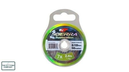 Scierra FluoroCarbon Tippet Material