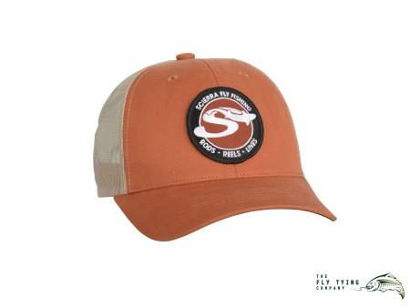 Scierra Fishing Cap - Mesh