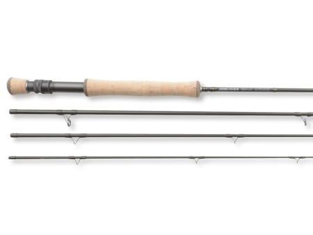 "Scierra SRX V2 Fly Rod 9ft 6"" #6 Line"