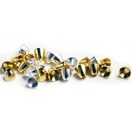 Veniard Gold Brass Cone Heads