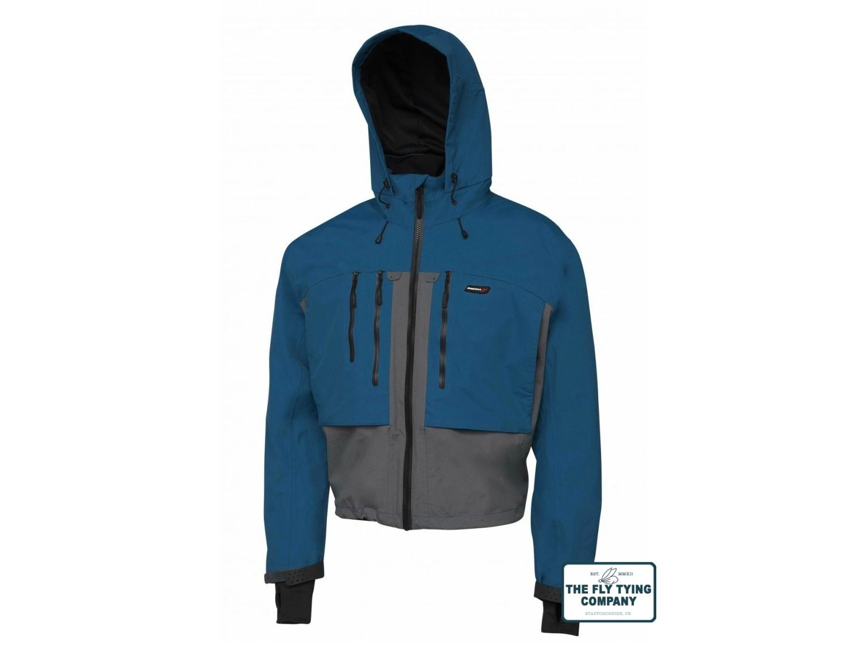 waterproof S-XXL breathable grey Scierra C/&R Wading Jacket