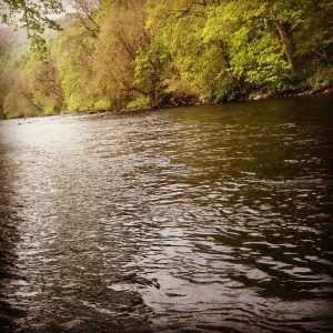 River Dee - Llangollen